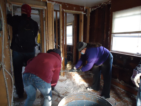 Hurricane Sandy Cleanup