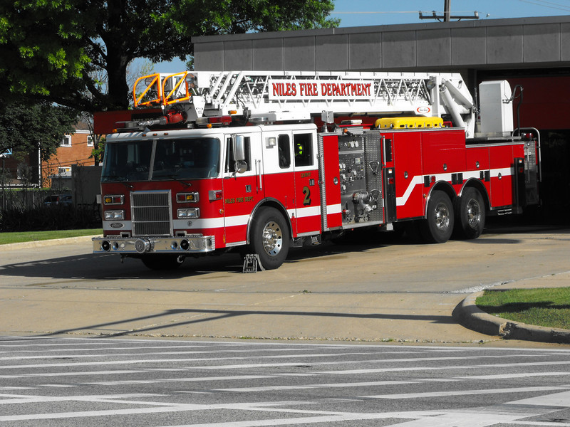 Cook County Illinois Fire Appartus