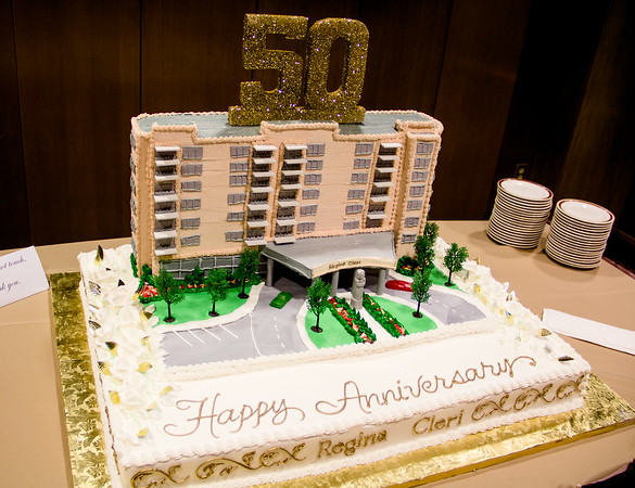 Regina Cleri 50th Anniv. celebration