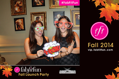 Fab Fit Fun - Fall Launch Party