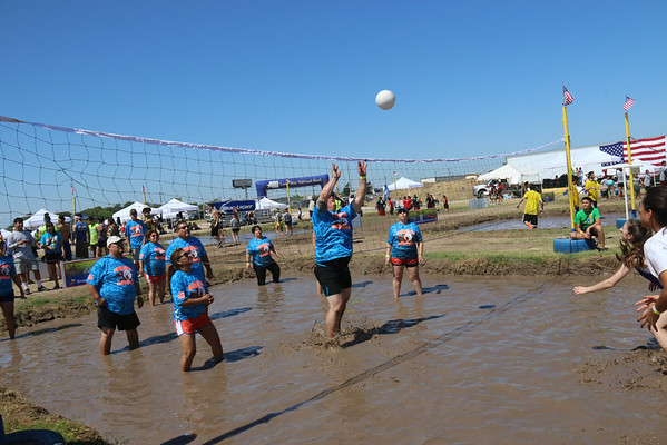 2014 Lions Club Mud Volleyball Tournament_JB