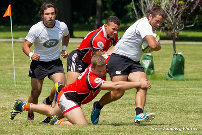 Rock Hard 7's Rugby 2014
