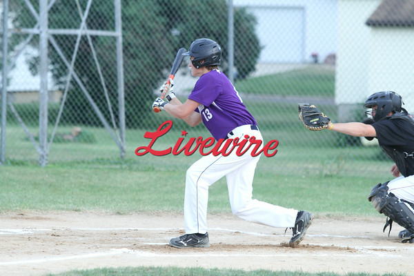 Frogs vs Luverne 7-18-14