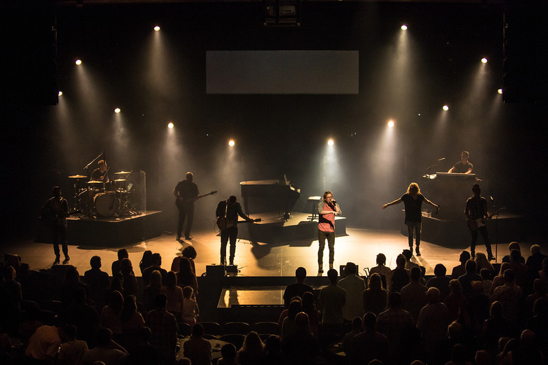 Easter weekend Granite Bay Campus 2014