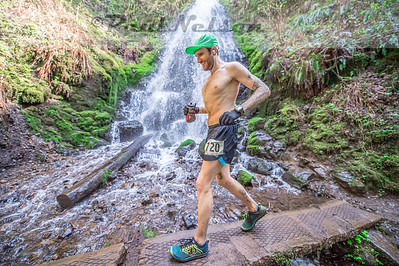 Gorge Waterfalls 100K 2014