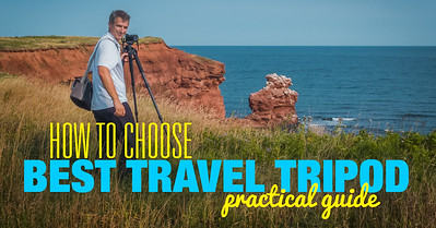 How to Choose Best Travel Tripods – A Practical Guide