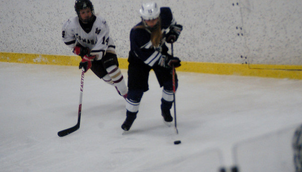 Cathedral girls' hockey