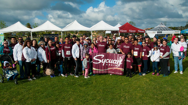 Sycuan at Walk MS 2014