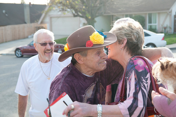 Lowell's 80th Birthday Party