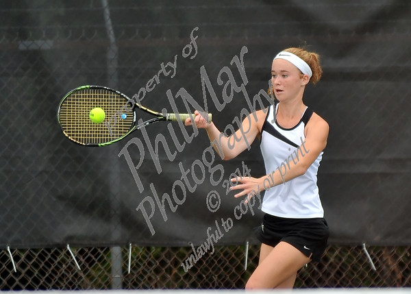 Girls High School Tennis 2014 - 2015