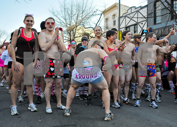 2nd Annual Cupid Undie Run