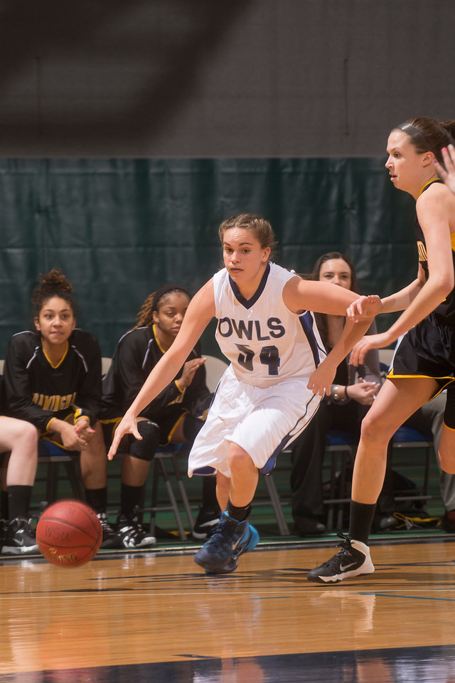 Women's Basketball vs. Framingham 1/9/2014