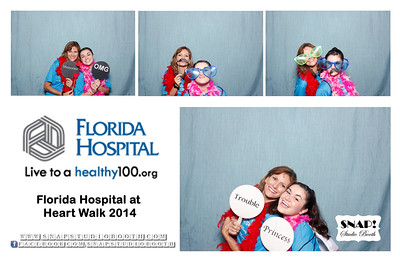 2014-09-06 Heart Walk at UCF