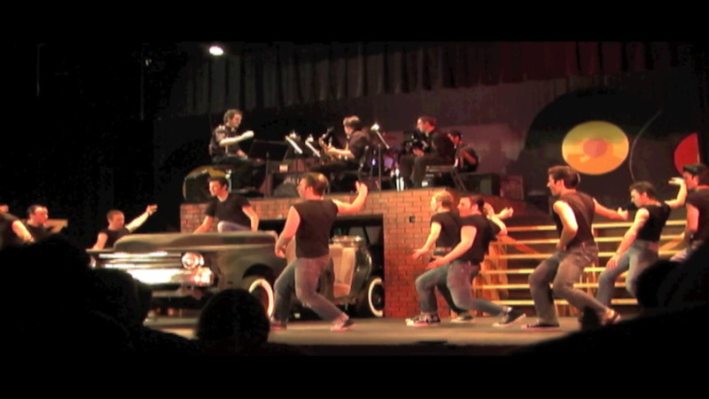 Video: LUHS Greased Lightnin'