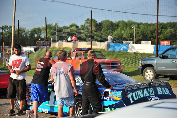 LaCrosse Speedway, July 9th, 2011