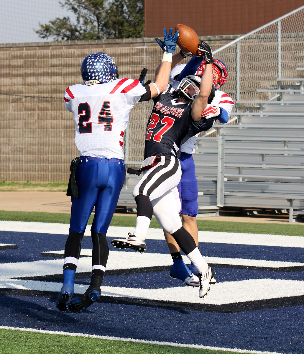 2011 DFW Tom Hillary Football All Star Classic