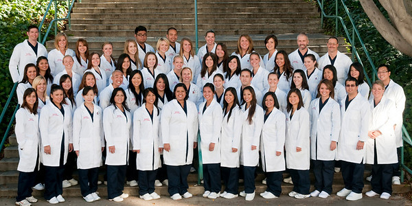 SDSU White Coat Fall 2010 - morning