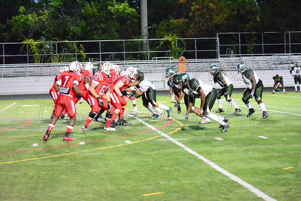 9-27-2014 ( Only Pictures ) Washington Warriors vs Rockville Red Raiders