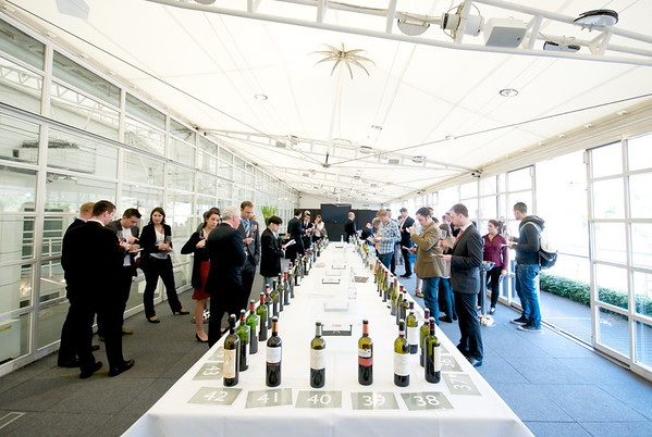 Boutinot Gold Collection Tasting