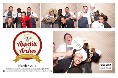 2015-03-07 Appetite for the Arches