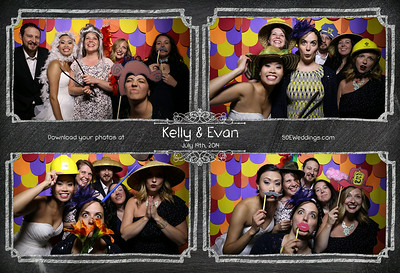Kelly + Evan (July 19th, 2014)