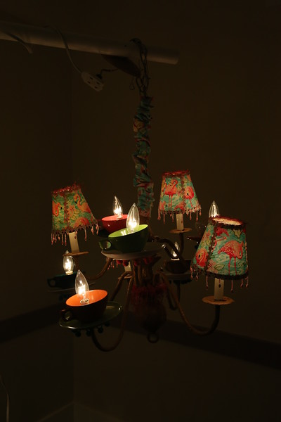 Larry Moad's Lamps