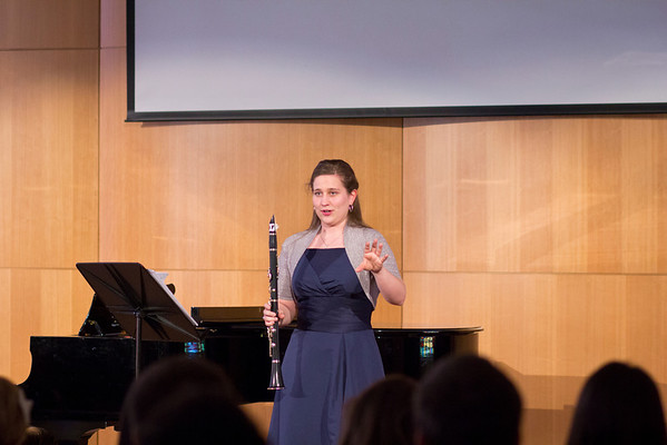 Trisha Herbert Junior Clarinet Recital
