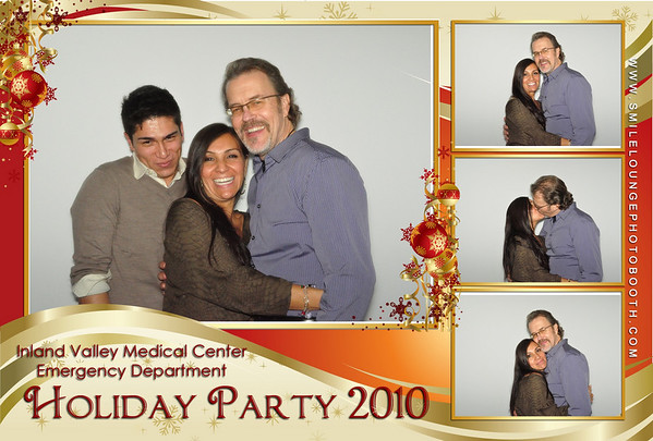 IVMC Emergency Dept Holiday Party
