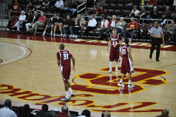 Rider vs. USC Men's Basketball