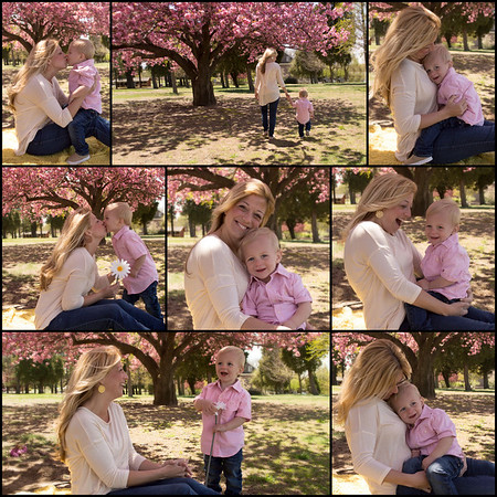 Rose's Mommy & me Session