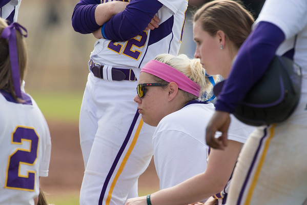 UNA Softball vs Union 03/22/14