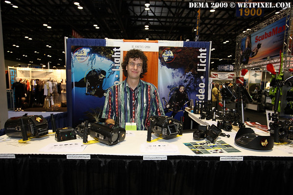 DEMA 2009 BS Kinetics