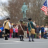 Lexington 300th Anniversary and  Patriot's Day Parade, 2013