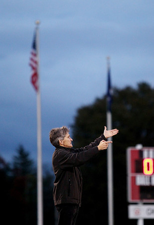 Football: TCW vs Adrian, Oct. 19, 2012