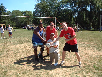 2005 Volleyball Campout