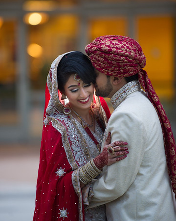 Hina & Aariz - Wedding