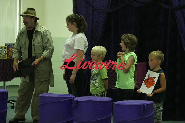 Library Magician 7-23-14