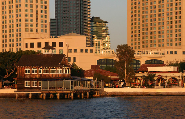 Seaport Village, San Diego