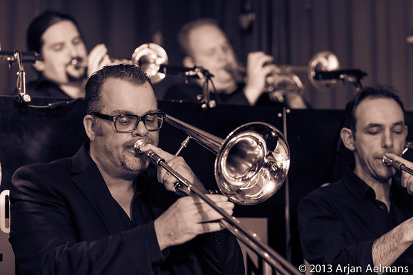 Mo' Jones Big Band