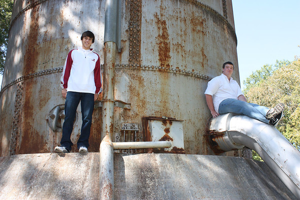8.02.2011 Hunter and Taylor Senior Pics