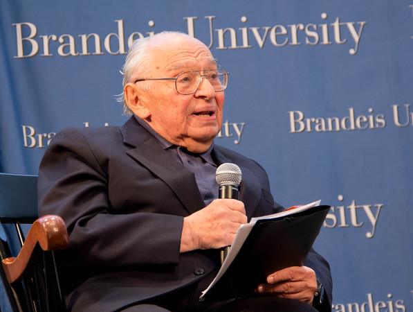 Father Gustavo Gutierrez honored at Brandeis