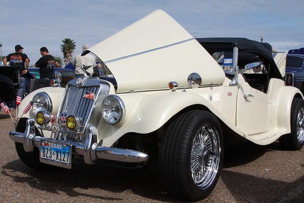 Annual Mission Classic Car Show