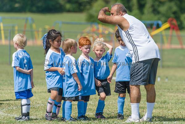 YMCA Soccer 9-15-2012