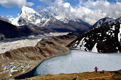 The Gokyo Lakes