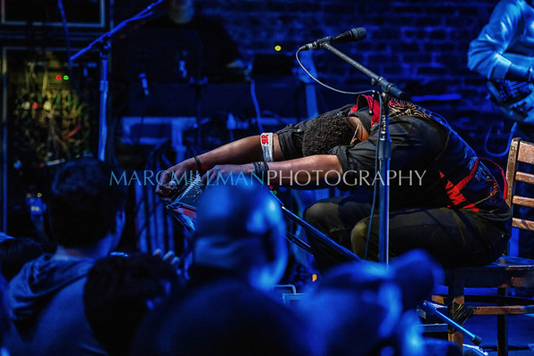 Robert Randolph @ Brooklyn Bowl (Fri 11/23/12)