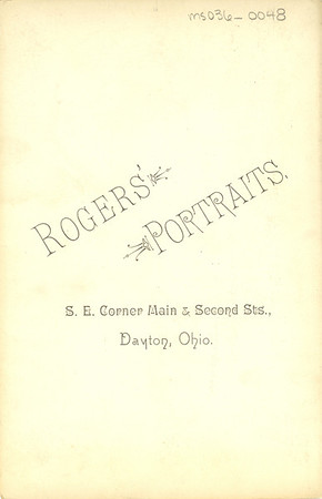 Roger's Portraits (Dayton, Ohio) (ms036_0048)