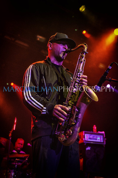 Karl Denson's Tiny Universe feat. Slightly Stoopid Beastie Boys tribute Best Buy (Sat 12/1/12)