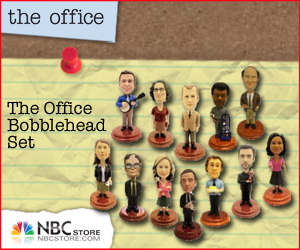 The Office Bobblehead Set