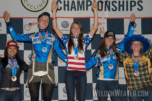 13-10 Podiums USAC Collegiate MTB Nationals