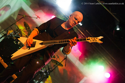Devin Townsend - Rock City, Nottingham - 3rd July 2014